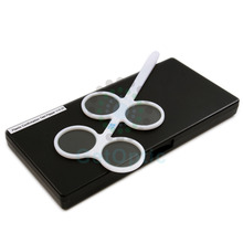 e19e00229da LOCHOSS Optical Flipper Optometry Plastic Flip for Lens Confirmation Test  Without