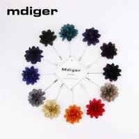 Multicolor Bridegroom Wedding Flower Brooch Tuxedo Lapel Pin Insert Brooches For Men Fashion Men S Suits
