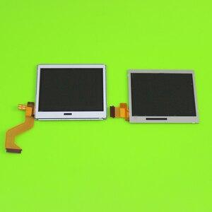 Image 3 - למעלה תחתון LCD תצוגת מסך עבור Nintendo DS Lite עבור NDSL משחק קונסולת תחתון למטה LCD מסך עבור NDSL תיקון חלק אבזרים