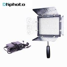 Yongnuo YN300 III 3200 K-5500 K luz de Vídeo LED con Adaptador de Corriente En La Cámara Photo Studio Iluminación para Canon Nikon Olympus Boda