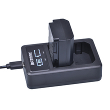 LED Dual USB Battery Charger for Sony NP-FZ100, BC-QZ1 Alpha 9