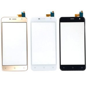 Image 1 - حساس شاشة لمس لبريستيجيو موزي B3 PSP3512DUO PSP3512 عدسات زجاجية أمامية شاشة لمس خارجية مع ملصق 3m مجاني
