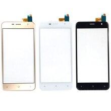 Sensor de Tela De toque Para O Prestigio Muze B3 PSP3512DUO PSP3512 DUO Sscreen Toque Lente de Vidro Da Frente Externa com frete 3 m adesivo