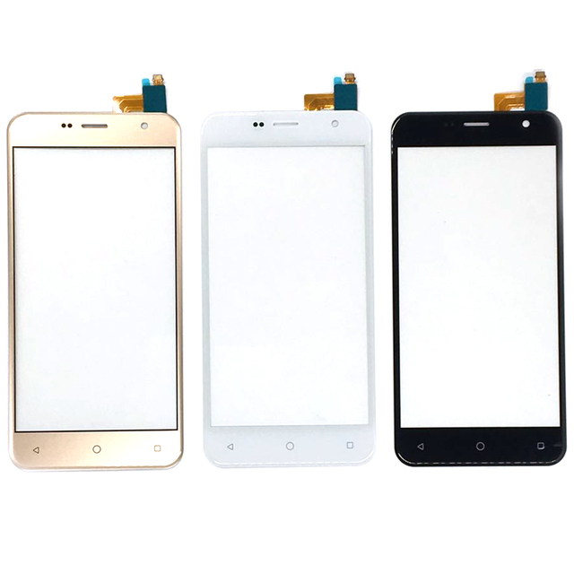 Touch Screen Sensor For Prestigio Muze B3 PSP3512DUO PSP3512 DUO Front Glass Lens External Sscreen Touch with free 3m sticker