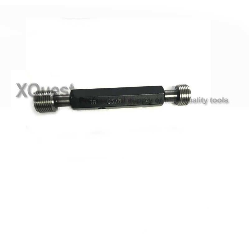 "19 BSPP Plug Thread Gage Gauge G 3//8/"""