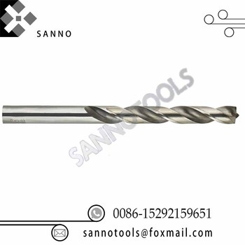 Professional custom according to drawings twist drill bit or other type multipoint drills for cast iron, Cu, aluminum and steel