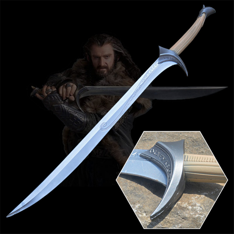 Hobbit beast bite sword COS simulation weapon children's toy dance party party decoration show magic ring props 1