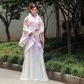 Высокое качество Древний Китай традиционный элегантный hanfu женский костюм Китайский древний костюм феи одежда Экипировка бесплатная доставка