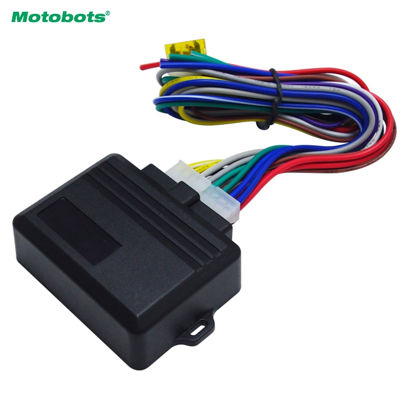 MOTOBOTS 10set  12VDC Universal Car 2/4 Door Power Window Sunroof Windonw Auto Roll-up Closer Control Module   #CA913
