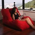 LEVMOON Beanbag Sedia Della Chat set mobili soggiorno divani sacchetto di Fagioli senza riempire Nel Letto Beanbag sedile pigro zac