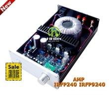 audio amplifier audio amp IRFP240 IRFP9240 hifi power amplifier symmetric double differential field effect tube amplifier