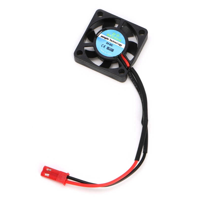 Unique DC 5V/12V Small 2Pin Brushless 2-Wire 3007S Axial Cooler Cooling Fan  Power Saving 30*30*7mm