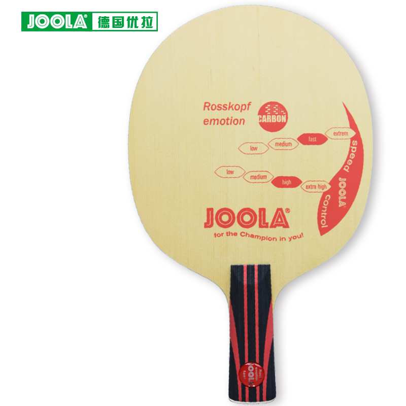 Joola Jorg Rosskopf Table Tennis Blade Racket Ping Pong Bat Paddle 7 ply