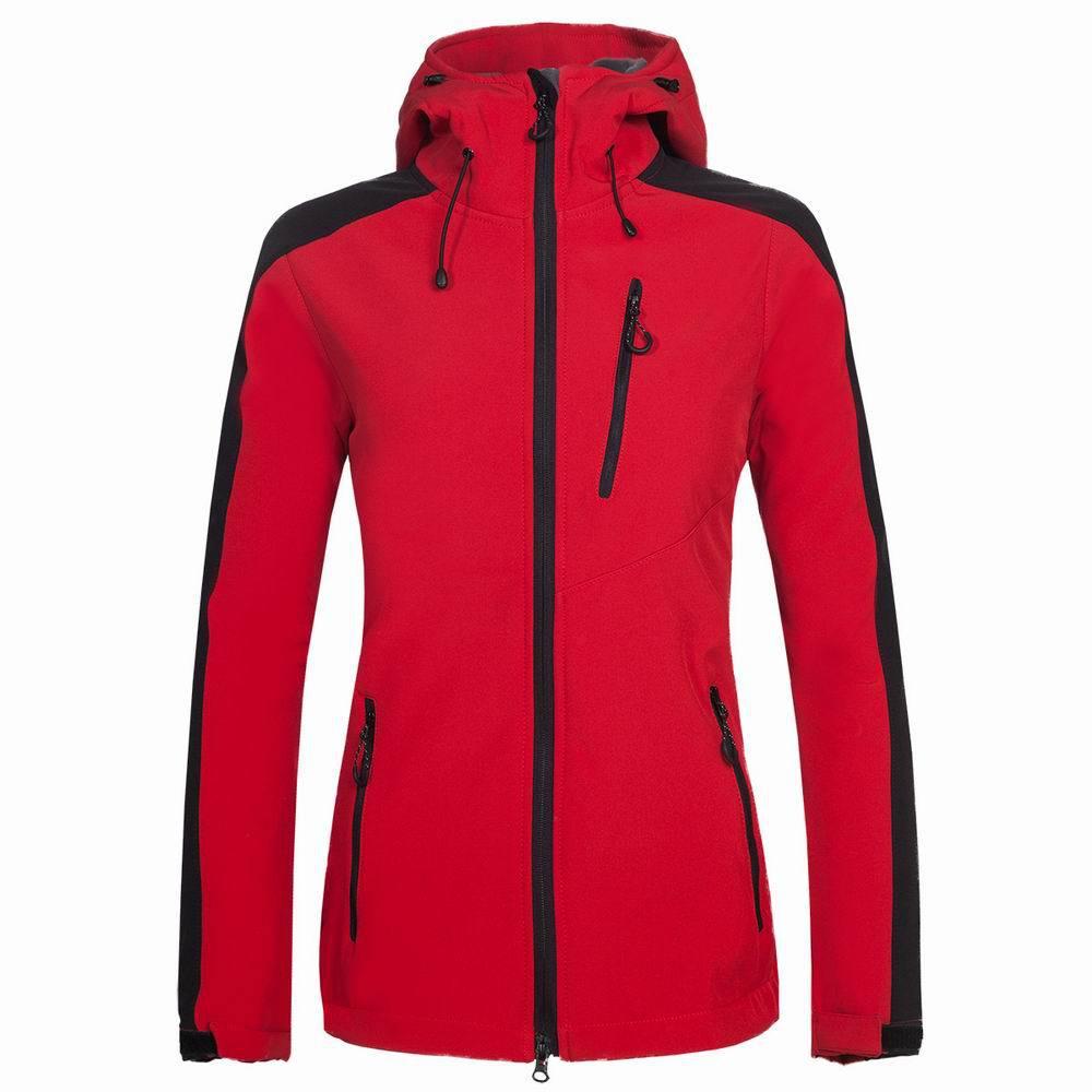 Nouveau femmes veste sport de plein air camping softshell veste randonnée automne et hiver imperméable veste femmes manteau veste chauffée