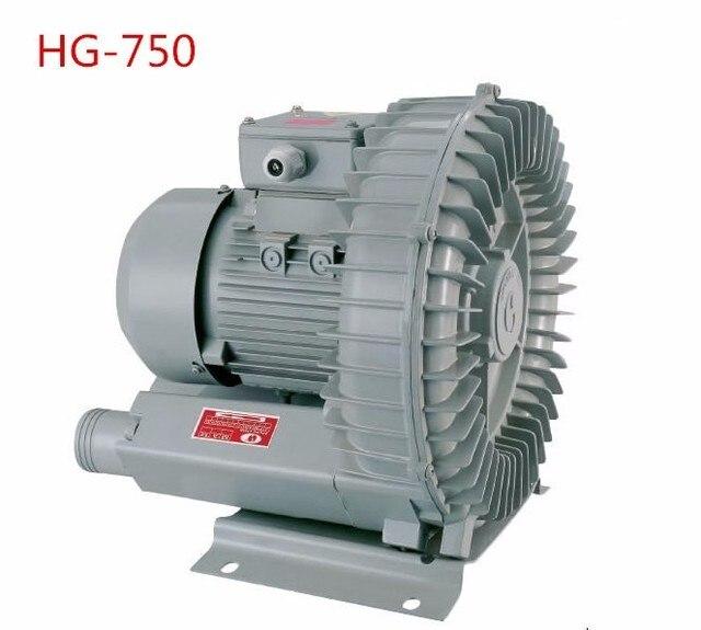 120M3/H Big Capacity Electric Air Blower Vortex Pool Pump Pond Pump HG-750