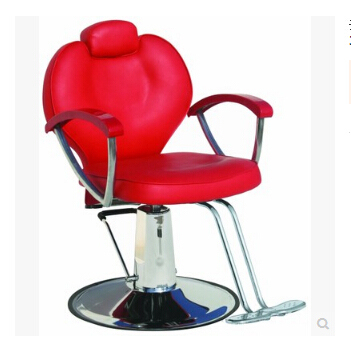Selling the barber chair. Keep out of chair. Lifting hairdressing chair. T - 31208