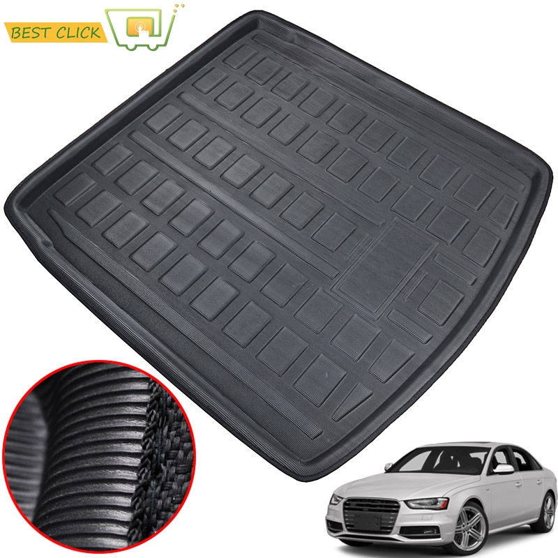 2005 Audi S4 2005 5 Camshaft: Rear Boot Liner Trunk Cargo Floor Mat Tray Protector For