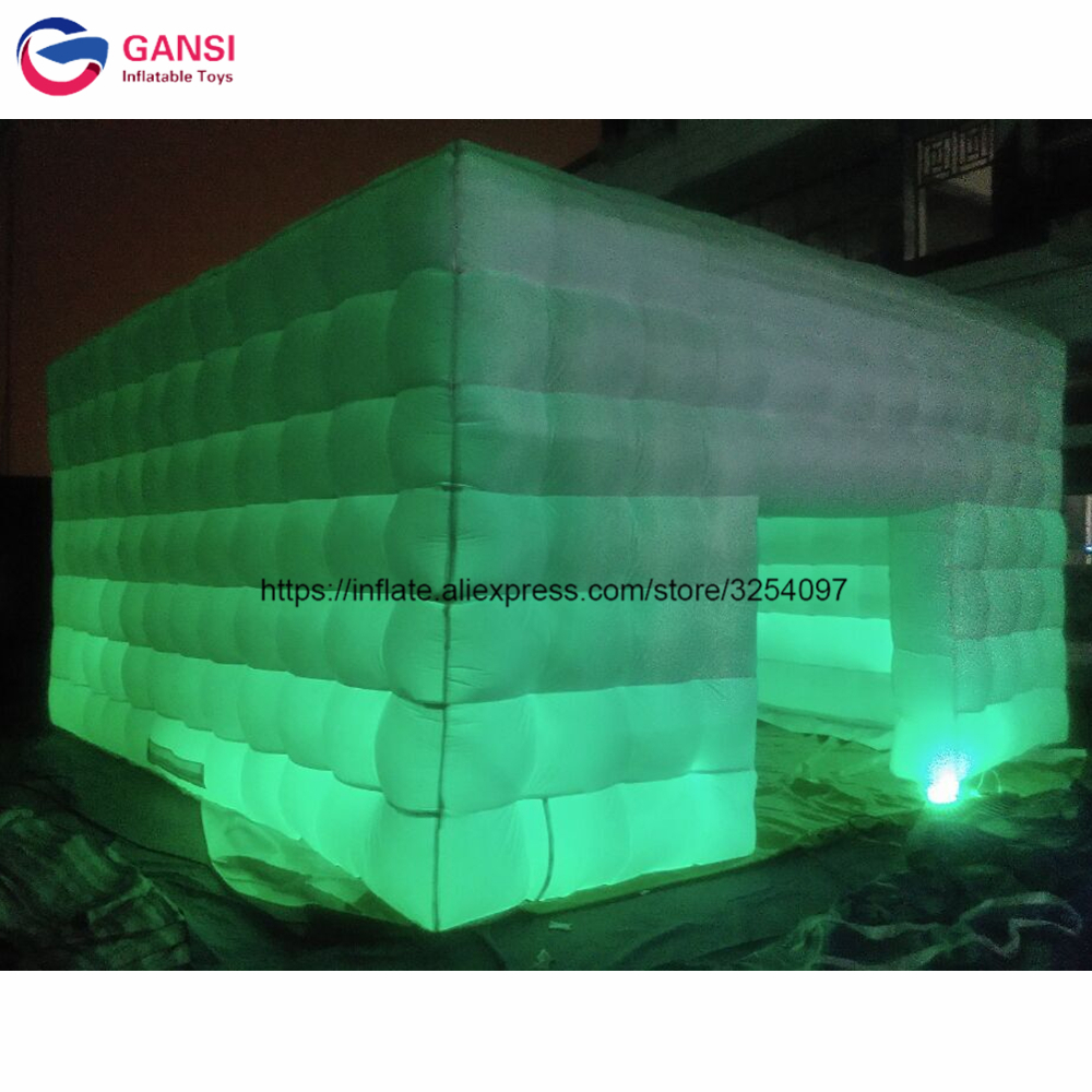 inflatable led tent09_