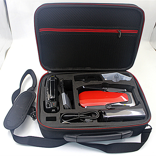 For Dji Mavic Air Case Box Bag Drone Body Batteries Controller Carry
