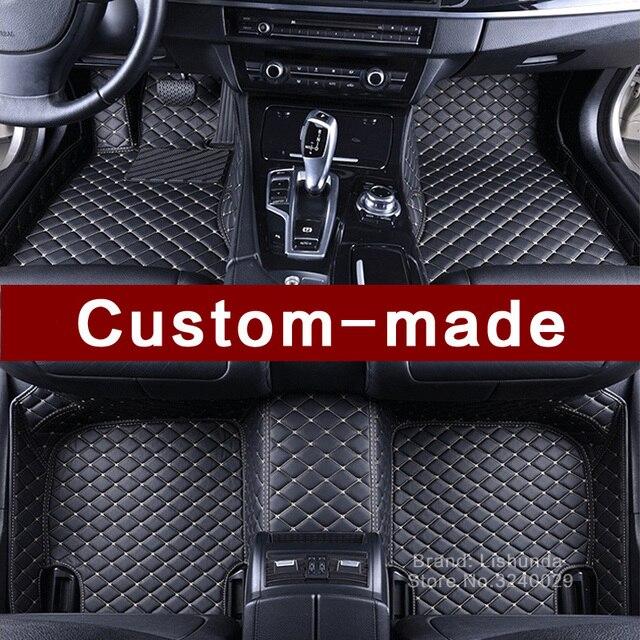 Customized Car Floor Mats For Hyundai Equus Centennial Long Standard