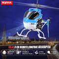 Hot Brand SYMA S5-N RC Aircraft 3CH Electric Radio Remote Control Helicopter with Gyro Shatterproof Children's Model Toys