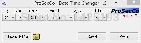 Linde/Jungheinrich/Still/Liebherr/Widos/Valtra/Clark - Date and Time Changer 2014v1.6 clark linde jungheinrich still keygen 2014