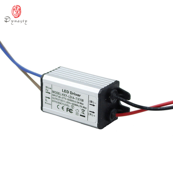 LED Driver 4-7W IP65 Waterproof Outdoor Transformer AC85-265V Power Supply DC24-35V High Quality 2 Years Guarantee Dynasty Light jiawen waterproof ip65 36w rgb led high power wall washer outdoor lighting ac85 265v