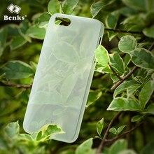 Бэнкс 0.4 мм ультра тонкий чехол для iPhone 5 5S SE полный охват дизайн матовый дизайн анти-отпечатков пальцев и пот-доказательство черный, белый цвет