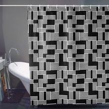 Душа Шторы Ванная комната Водонепроницаемый не прозрачная модель