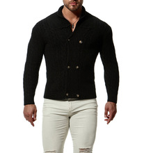 023e008b96 Buy double breasted cardigan men and get free shipping on AliExpress.com