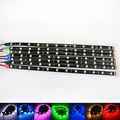 1Pcs/Lot SMD LED 5050 Flexible Waterproof Lights Strip Car Auto Decorative Flexible LED Strips Lamps high bright Car CC