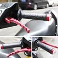 "Free shipping universal Motorcycle Heated Handle Bar moto bike heating grips 7/8"" 22.5mm Heated Molded Grips Handlebar Warmers"
