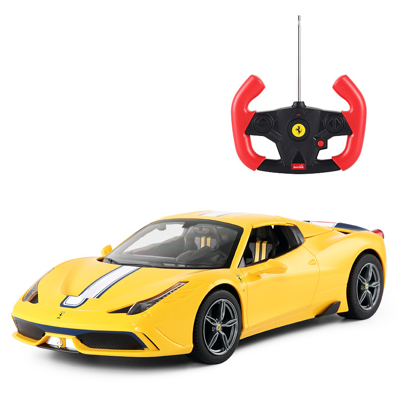 1:14 prototype proportional car built-in charging drift shock control a key remote control car.Remote control car,RC CARS цена