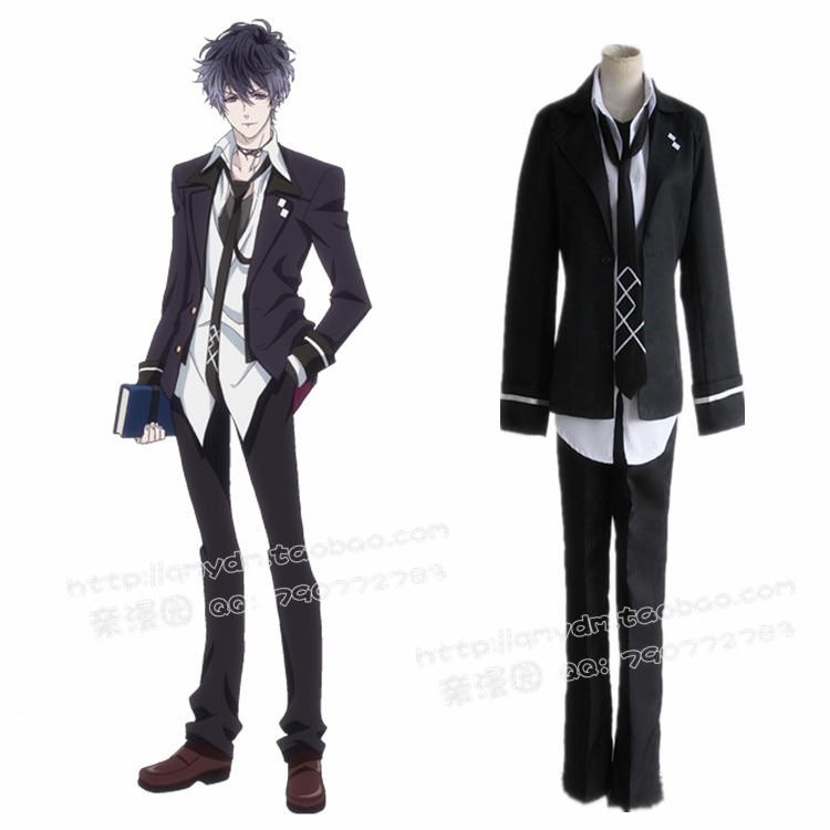 mukami ruki cosplay costumes Japanese anime Diabolik