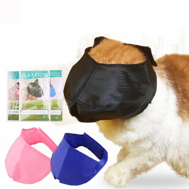 Cat Eye Mask Muzzle Cat Travel Bath Beauty Grooming Pet Supplies Anti Bite Cat Masks Cat Eye Protective Cover Face Calming Mask