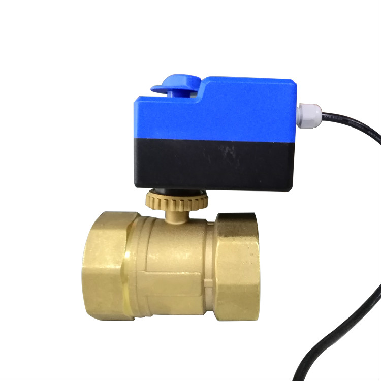 electric modulating valve  modulating for flow regulation  Ball Valve Three line two way control proportion valve 220V 24V 1 2 proportion valve 2 way ac dc24v electric modulating valve 0 10v modulating for flow regulation or on off control
