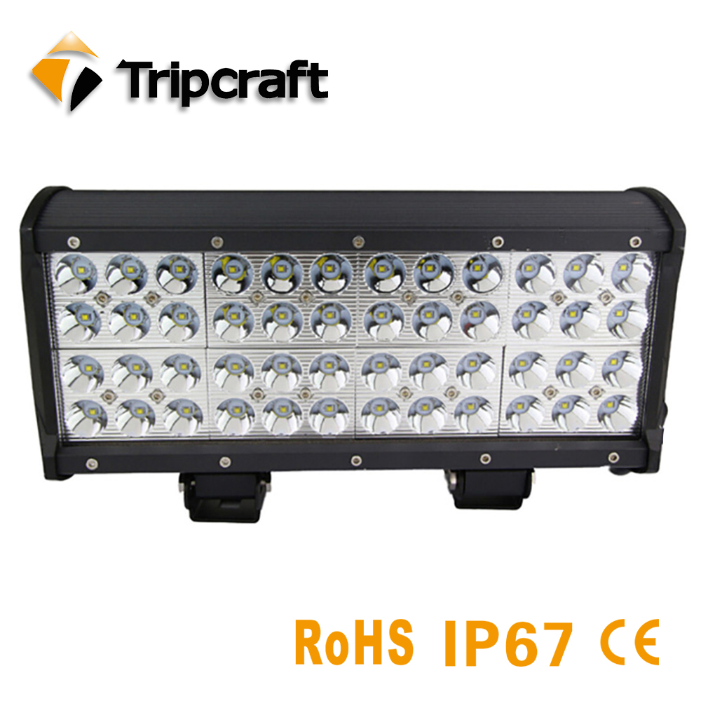 4row 12inch 144w led bar 12240lm car driving lamp for off road boat 4x4 SUV ATV 4WD work light 12V 24V COMBO HIGH LOW BEAM RAMP видеоигра бука saints row iv re elected