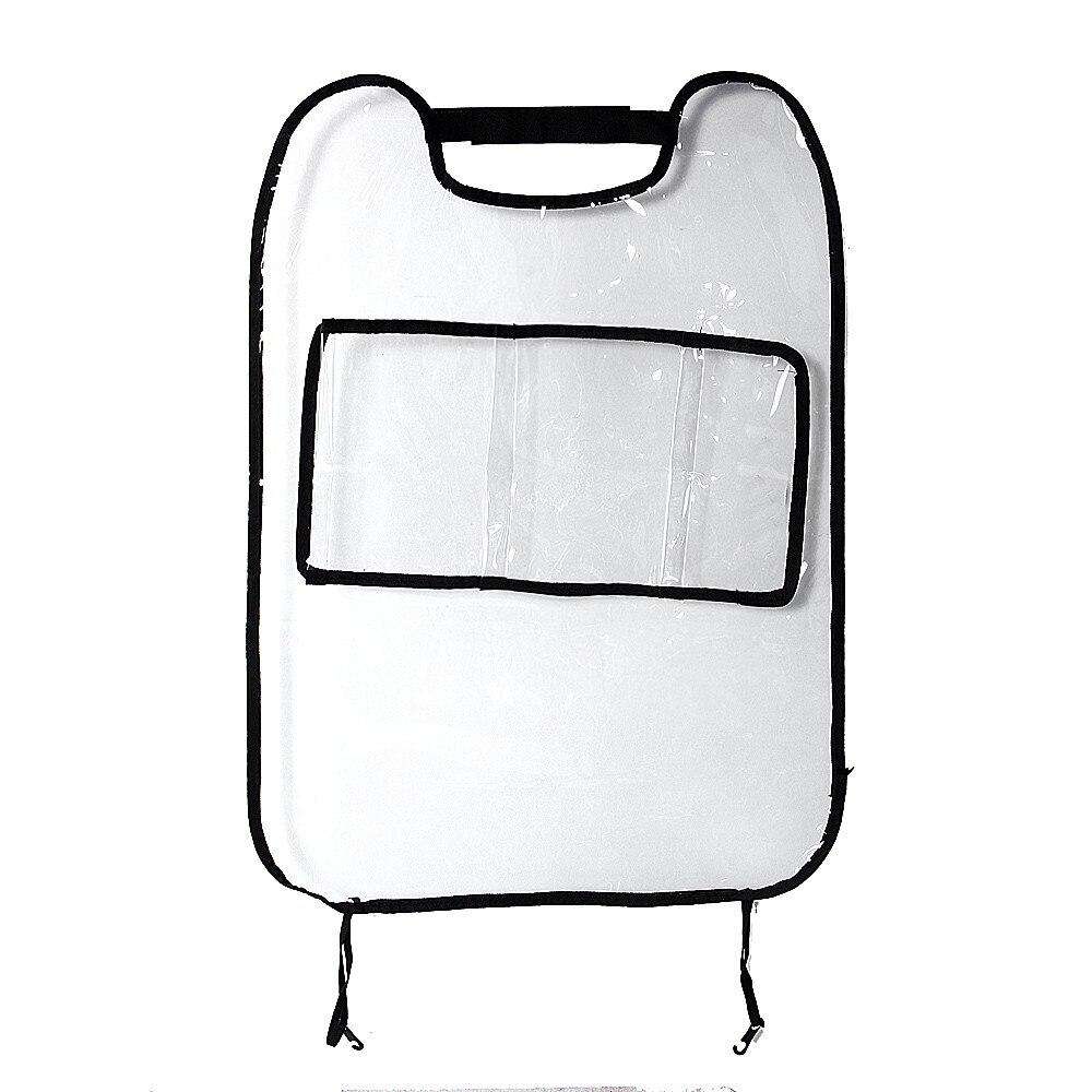 1 Pc Auto Auto Sitz Zurück Protector Abdeckung Für Kinder Kick Matte Lagerung Tasche Dropshipping Anti-slip Matte Für Bmw E87 E83 E82 E70 N