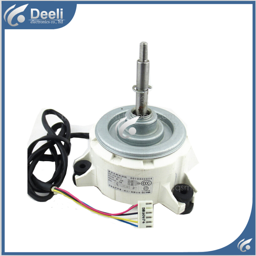 100% new good working for Air conditioner inner machine motor SIC-310-45-1 45w Motor fan ups ems dhl 95% new good working for air conditioner inner machine motor fan ydk50 8g 3 7 line