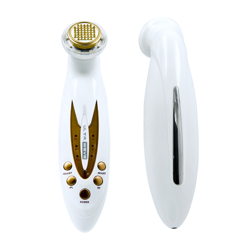 LED Photon Therapy RF Radio Frequency Thermage Face Lifting Beauty Machine Wrinkle Removal Skin Tightening Body
