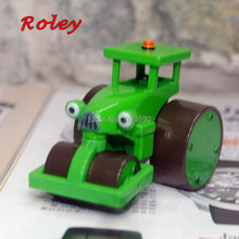Brand New Bob The Builder Toys Road Roller Roley Diecast Metal Magnetic Car Toy For Gift