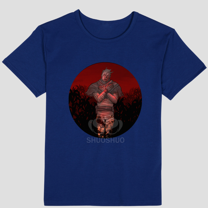 Ловец погибших при дневном свете Фанарт priting шаблон с коротким рукавом футболки