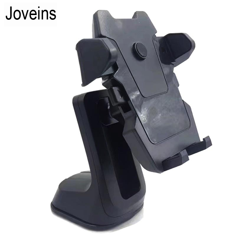 JOVEINS 360 Rotation Holder for Phone in Car Windshield Suction Cup Stand Support Mount Bracket for Mobile Car Mount