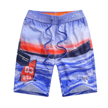 New Children Boys Shorts Beach Surf Swimwear Summer Quick Drying Kids Board Shorts Children BoardShorts Boys Short 1