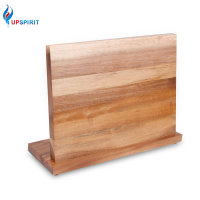 Upspirit Wood Magnetic Knife Holder Anti mold and Eco friendly Stand Magnetic Tool Holder Knives&Accessories Kitchen&Dining