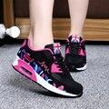 2017 Fashion Women Casual Shoes Comfortable Flats Trainers Woman Summer Mesh Shoes Walking Shoes Flats Zapatillas Mujer Zapatos