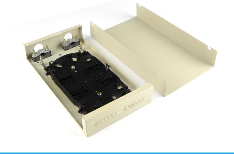 10pcs FTTH Box With 12 Port For 12 Core Pigtail/Fiber Optic Distribution Box/FTTH Box/FTTH Distribution Box