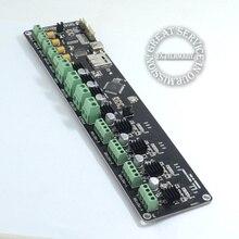 Motherboard melzi2.0 control panel circuit board Reprap 1284p DIY MPU