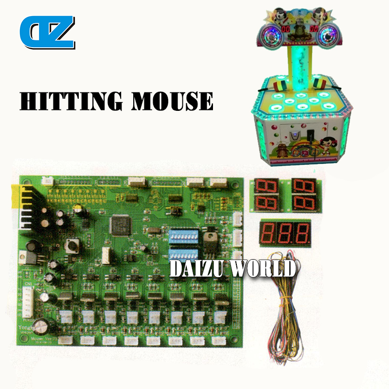 Shrew Mouse Coin Operated Game Machine/Coin-operated console motherboard the taming of the shrew