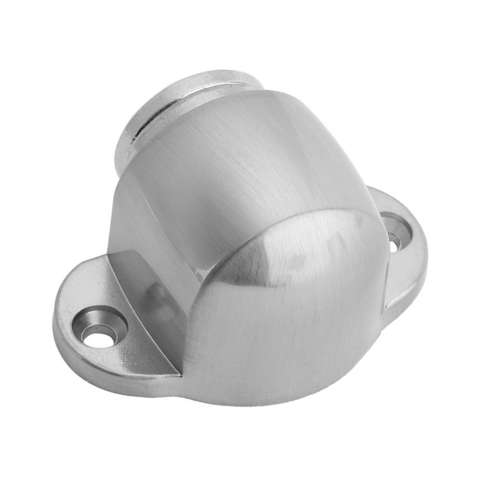 Stainless Steel Strong Magnetic Door Stopper Suction Gate Supporting Hardware Powerful Mini Door Stop with Catch Screw MountStainless Steel Strong Magnetic Door Stopper Suction Gate Supporting Hardware Powerful Mini Door Stop with Catch Screw Mount